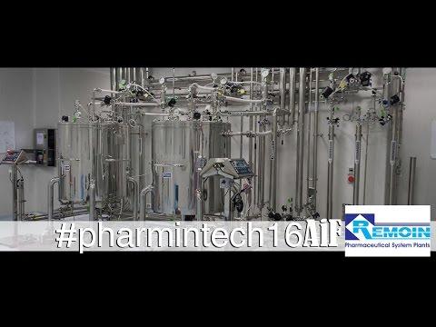 Impianti osmosi per produzione acqua ad uso farmaceutico - REMOIN