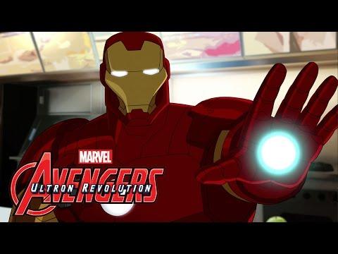 Marvel's Avengers Assemble 3.09 Clip