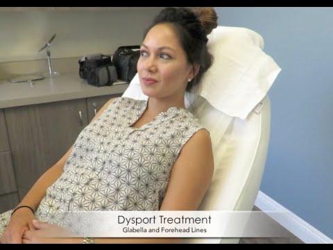 Dysport® Treatment at the BioSpa in Newport Beach