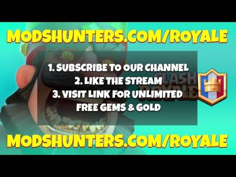 Clash Royale Hack | Free Clash Royale Gems Gold Unlimited | Clash Royale