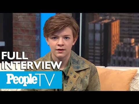 The Goldfinch's Oakes Fegley On Working With Star-Studded Cast In The Literary Adaptation | PeopleTV