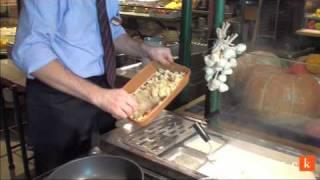 Ricetta Primo Piatto: Orecchiette Al Pesto Di Broccoli E Pinoli - Brek