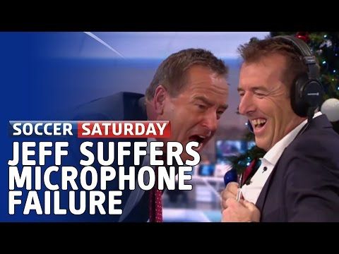 goal - Jeff got a bit carried away celebrating Hartlepool's goal against Oxford on Soccer Saturday, and ended up microphone-less. Catch Soccer Saturday live every weekend on Sky Sports News HD. ...