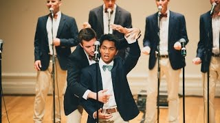 Download Lagu Fly Me to the Moon - The Virginia Gentlemen (A Cappella Cover) Family Weekend 2015 Mp3