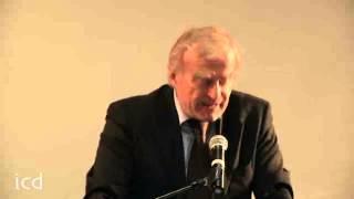 Helmut Haussman, Former German Minister of Economics
