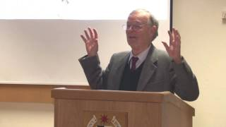 "Supernaturalism Seminar: John Cottingham, ""Morality and the Transcendent"""