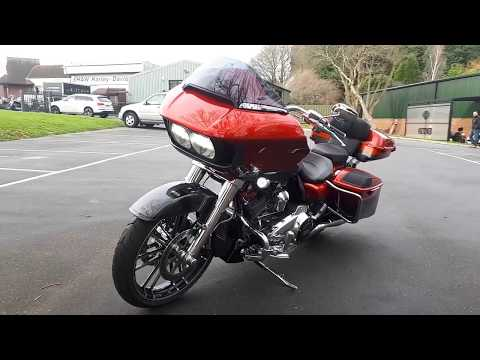 2018 FLTRXSE Touring Road Glide CVO 117 Screamin Eagle, Full Stage One 1925cc