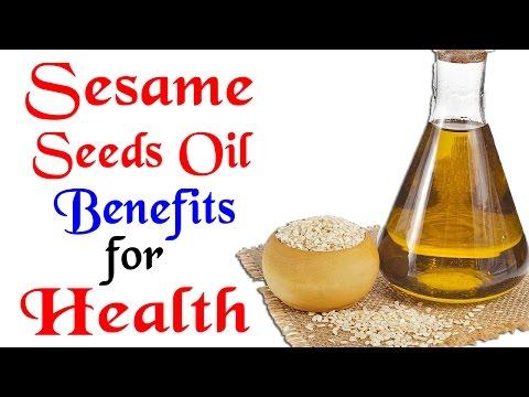 Health Tips - Sesame Oil Benefits for Health - Health Tips by Naturopath Sachin Goyal