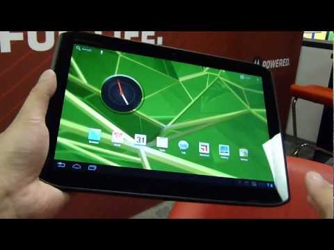 Motorola DROID XYBOARD 10.1 hands-on