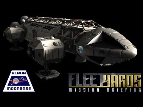 Eagle Transport (Space 1999) - Fleetyards Mission Briefing