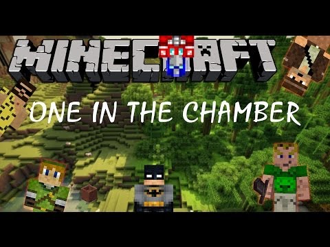 MINECRAFT ONE IN THE CHAMBER  # 1 - Eine im Lauf «» Let's Play Minecraft | HD