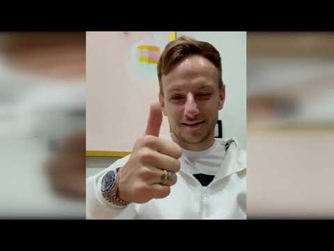 Članovi Kluba 100 čestitaju kapetanu Modriću na obaranju rekorda
