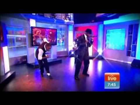 Ne-Yo - Beautiful Monster ( Live 2010  Sunrise 7)