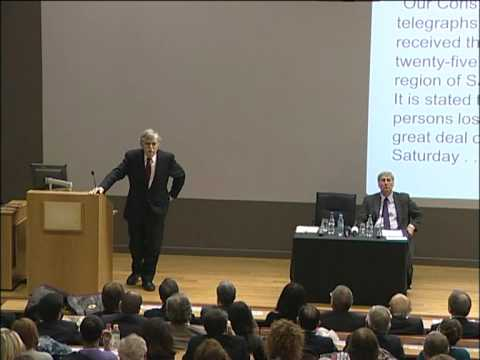 Armenian Question by Prof Justin McCarthy LSE Part 1