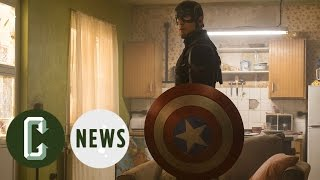 Steve Rogers Is No Longer Captain America   Collider News by Collider