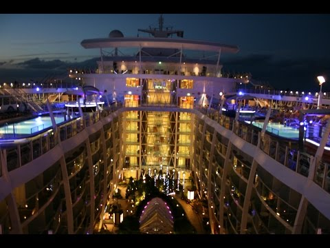 Oasis of the Seas Slide Show