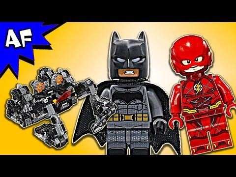 Lego DC Justice League Batman KNIGHTCRAWLER Tunnel Attack 76086 Speed Build