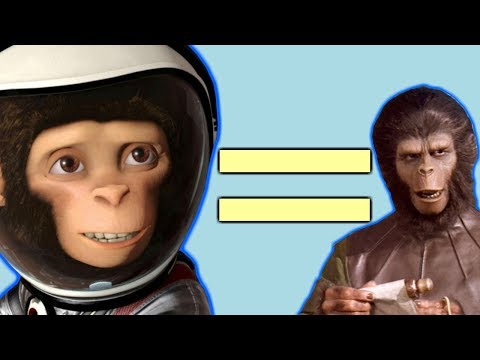 How Space Chimps COPIED Planet of the Apes
