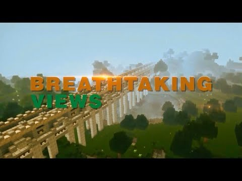 Breathtaking Views - Minecraft