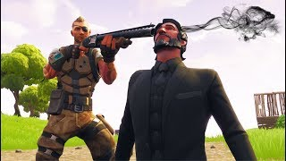 When karma hits the most savage players in Fortnite