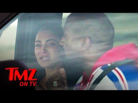 Kim Kardashian Breaks Down Crying During Tense Visit with Kanye West in Wyoming | TMZ