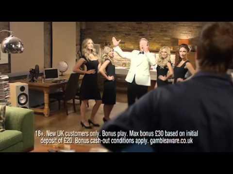 Betfair Casino TV Promotion – £30 Free