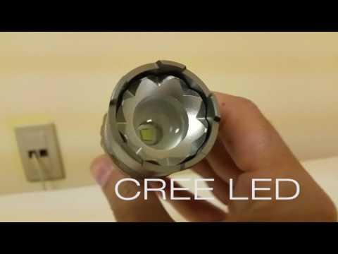 2000lm Amazing flashlight from banggood