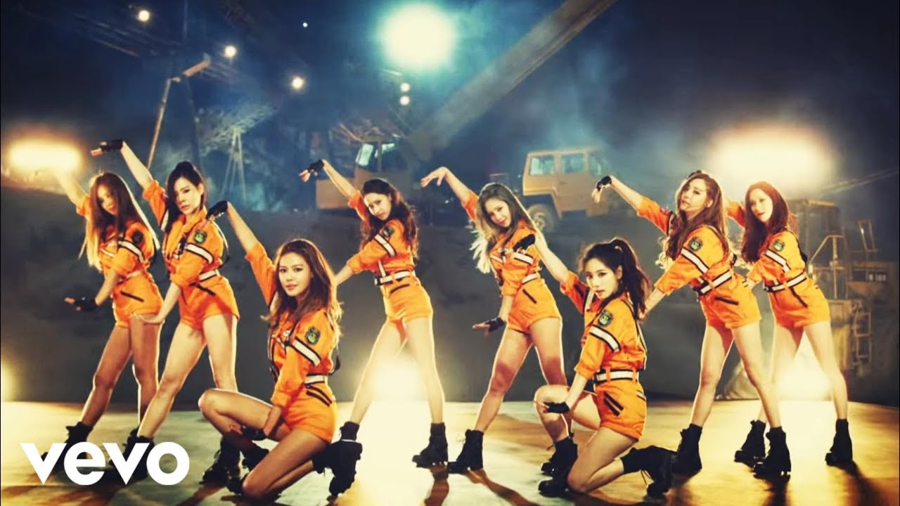 GIRLS`GENERATION少女時代 – Catch Me If You Can_ Music Video #Música