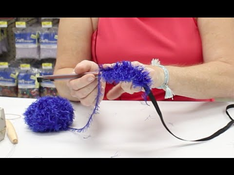 Crankin' Out Crafts-ep 470 Basic One Straw Lei