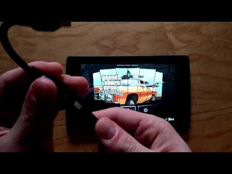 Advent Vega Tegra Note 7 bemutató+játék teszt