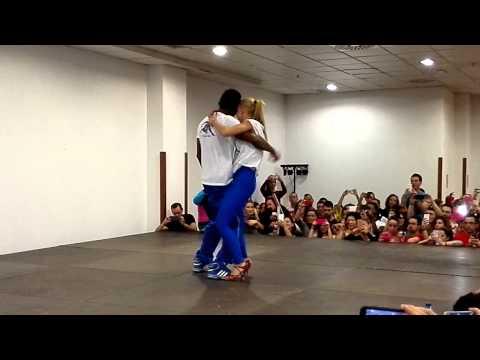 Ronald & Alba 2015-02-23 - IV BACHATEA WORLD CONGRESS