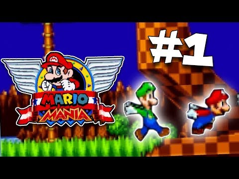 One of the most well made mods we've ever seen - Mario Mania (видео)