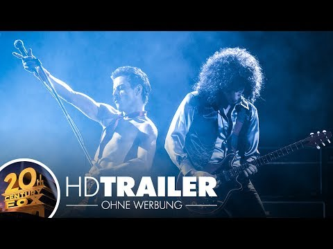 Bohemian Rhapsody | Offizieller Trailer 2 | Deutsch HD German (2018)