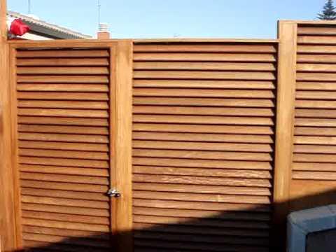 Jardineras madera baratas videos videos relacionados - Hacer puerta corredera barata ...