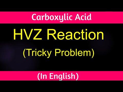 Organische Chemie: Acid-HVZ Reaktions-Problem