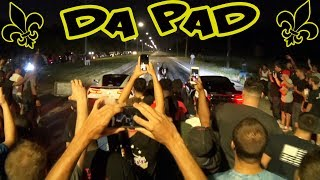 """Welcome to """"DA PAD"""" - New Orleans Street Racing! by 1320Video"""