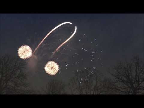 Glasgow Knows How to do Fireworks Correctly, With Dude Parts