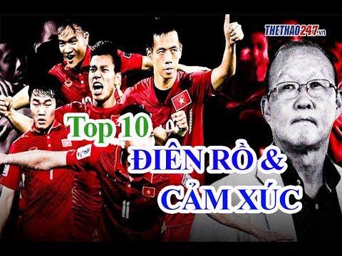 Top 10 trận đấu ĐIÊN RỒ nhất của Việt Nam: Văn Quyến, Công Vinh đến Quang Hải, Công Phượng - Thời lượng: 10:47.