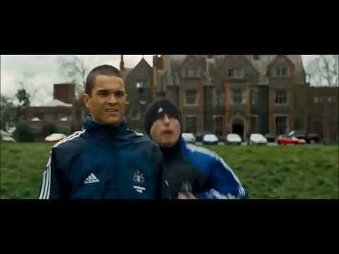 """One day, son"" scene from Goal! The Dream Begins (2005)"