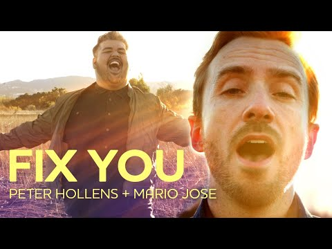 """Coldplay  """"Fix You"""" Cover by Peter Hollens"""