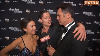 'DWTS' Week 8: Couples Therapy with Tony Dovolani, and Michael Waltrip Eliminated