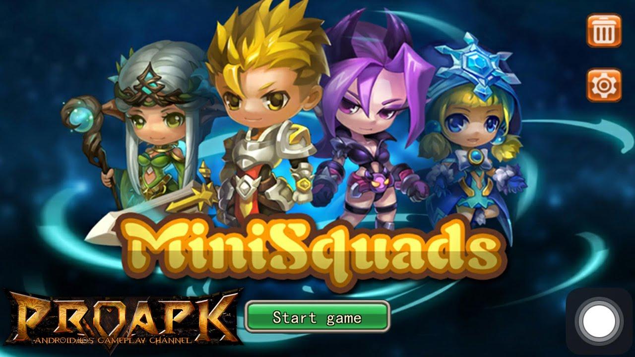 MiniSquads