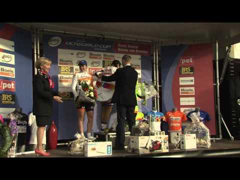 Lizzie Armitstead wins Ronde van Drenthe