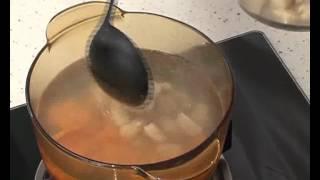 Món Ngon Mỗi Ngày - Canh gà nấu bông cải
