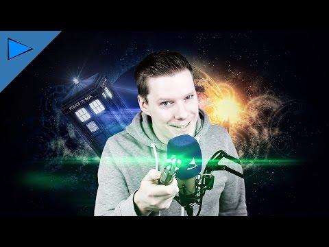 """Unboxing ▶️ Doctor Who """"Schallschraubenzieher"""""""