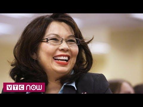 Nữ nghị sĩ khuyết tật Mỹ đầu tiên sinh con | VTC1 - Thời lượng: 53 giây.