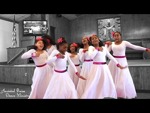 awesome praise dance i never lost my praise - Christmas Praise Dance