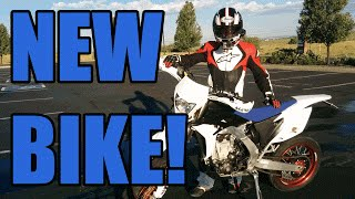4. New Bike Reveal! 2012 Yamaha WR450F