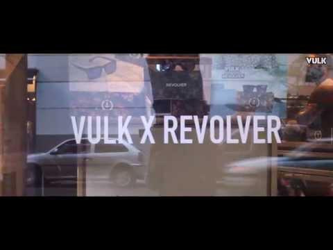 VULK x REVOLVER en Tienda Fitzrovia.