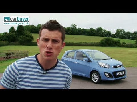 Kia Picanto hatchback review – CarBuyer